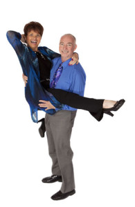 Don't Lead! 5 Lessons You Can Learn from a Ballroom Dancer About Leadership